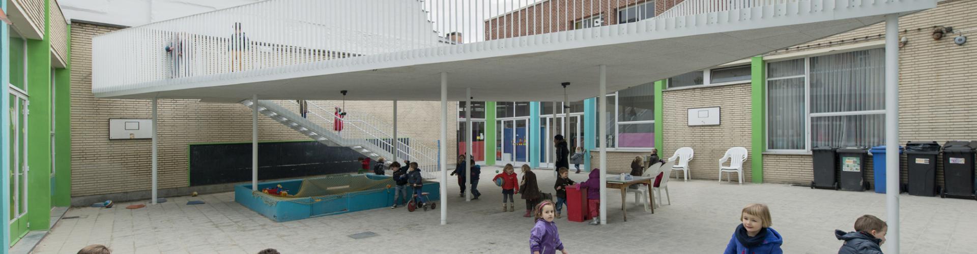 Stedelijke Basisschool Prins Dries Antwerpen