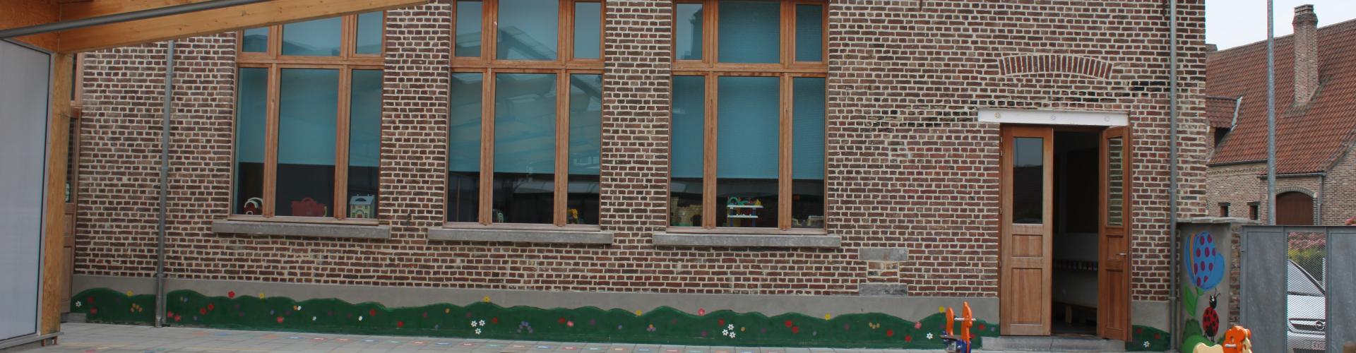 Gemeentelijke Basisschool Hoegaarden Kleuterschool Outgaarden