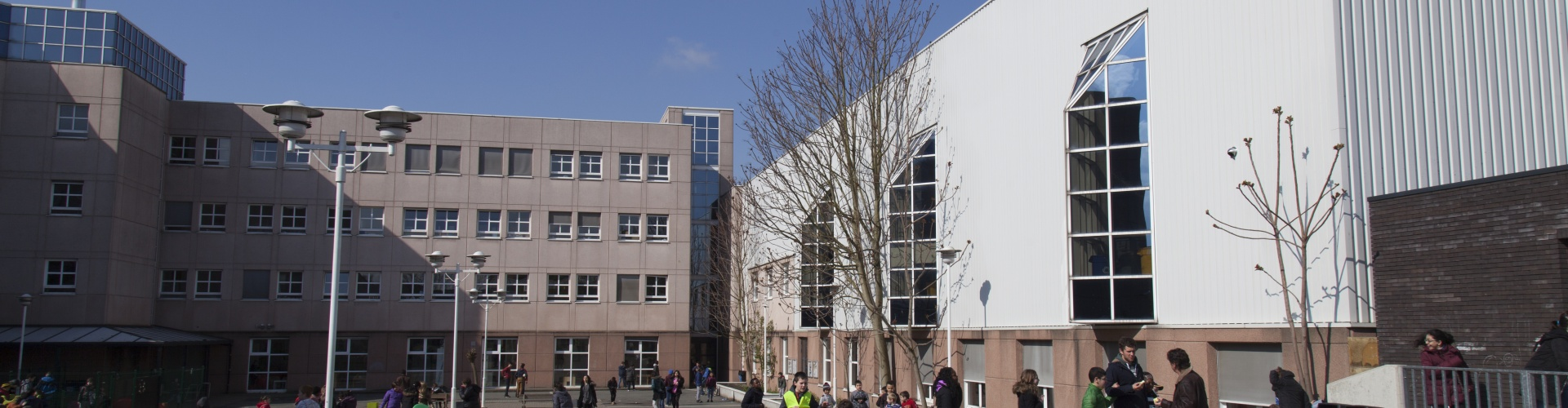 Campus Spoor West Anderlecht
