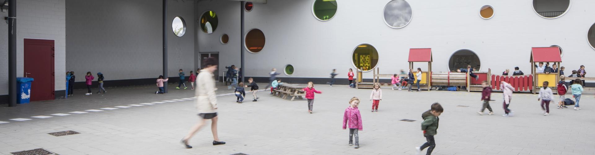 Gemeentelijke Basisschool 't Mierken Grimbergen