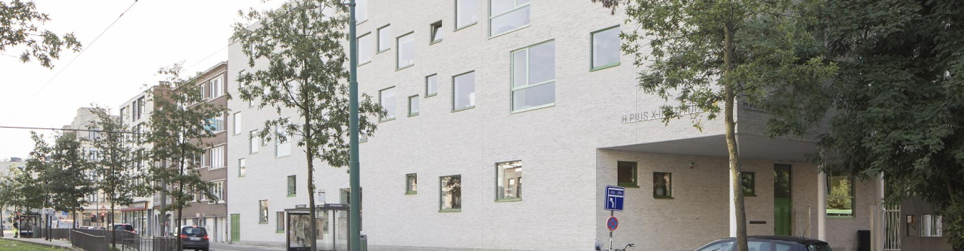 Vrije basisschool Pius X - H. Pius X-Instituut Antwerpen