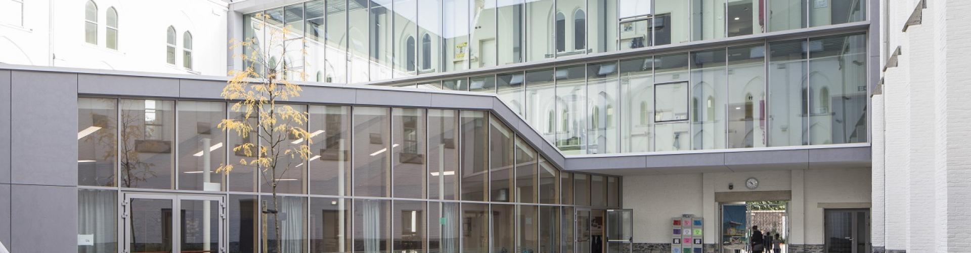 Buitengewoon Basisonderwijs Sint-Lievenspoort Gent