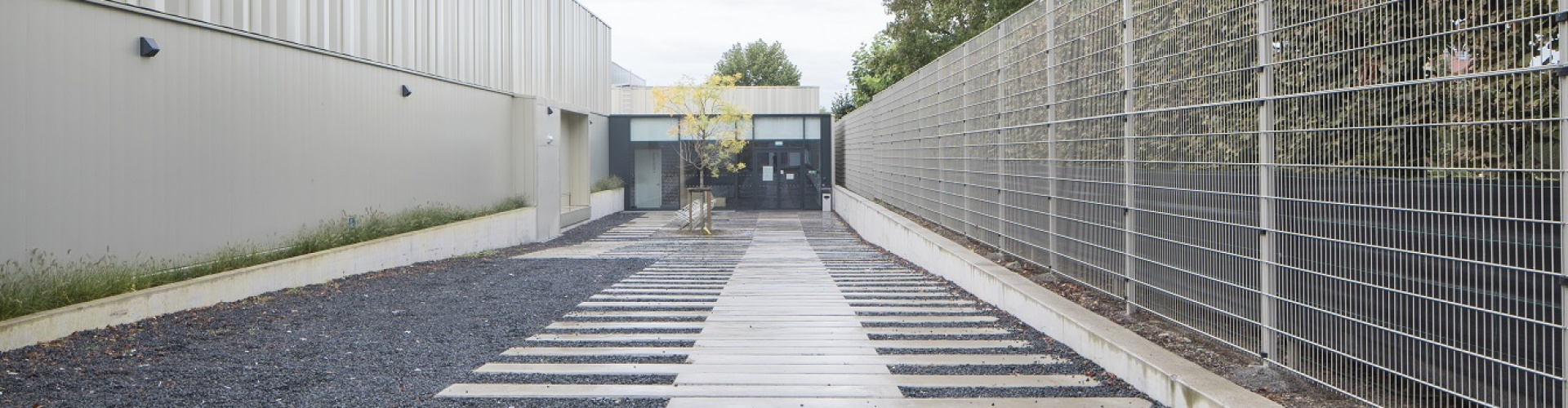 Katholiek secundair en basisonderwijs - sportcomplex Gronehof Oudenaarde