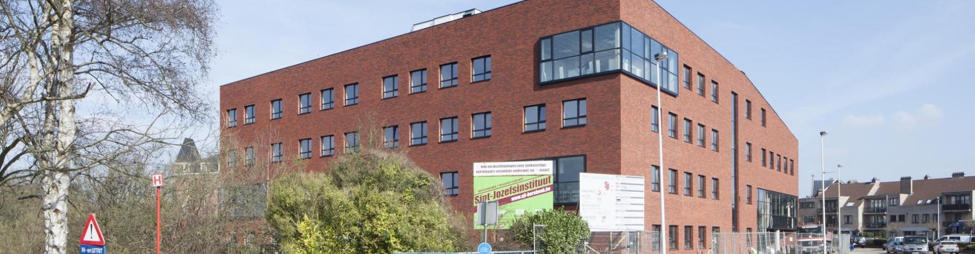 Gesubsidieerde Vrije Basisschool en Sint-Jozefsinstituut Borsbeek