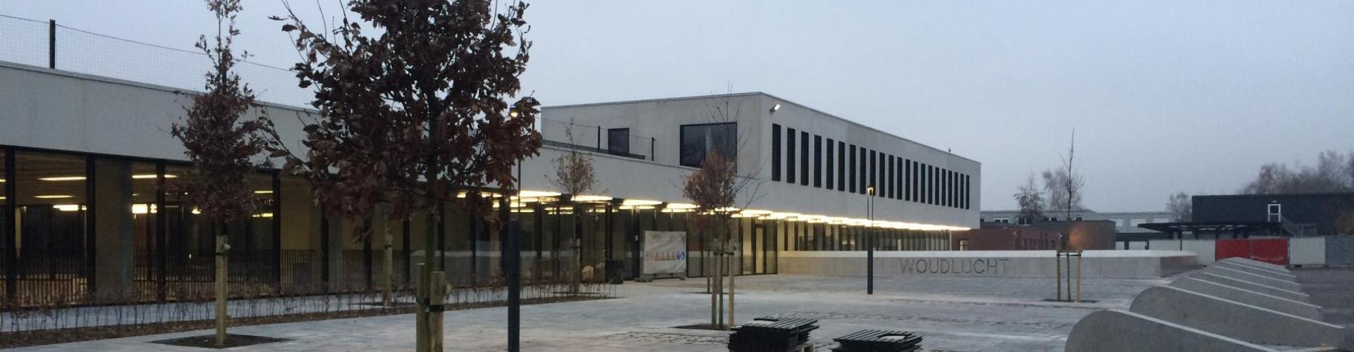 Campus Woudlucht Heverlee