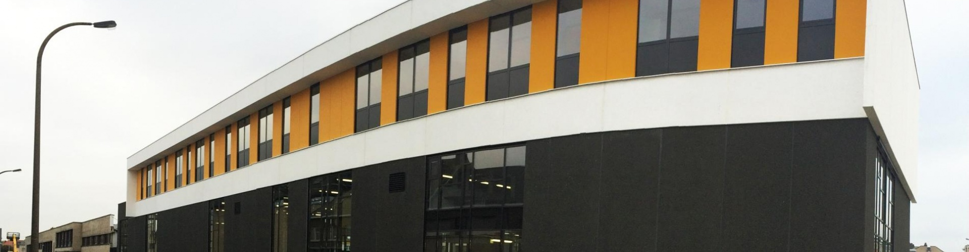 Bernardustechnicum campus Gelukstede Oudenaarde